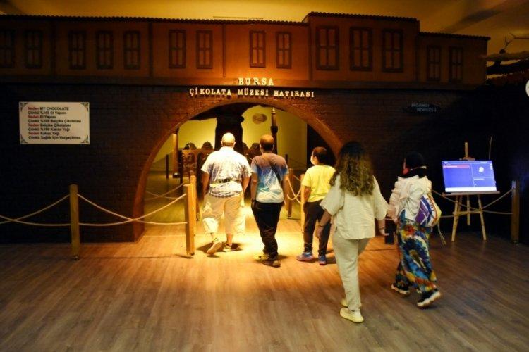 """Bursa'nın turizmine """"Çikolata Müzesi""""  katkısı!"""