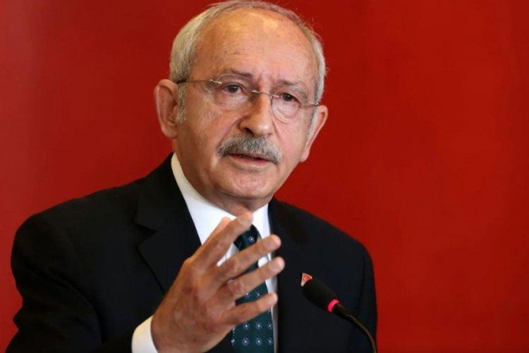 Kılıçdaroğlu 96 siyasi partiye sığınmacılara ilişkin mektup gönderdi