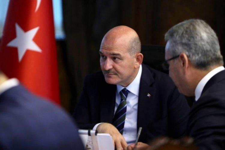 İçişleri Bakanı Soylu, Alman mevkidaşıyla görüştü