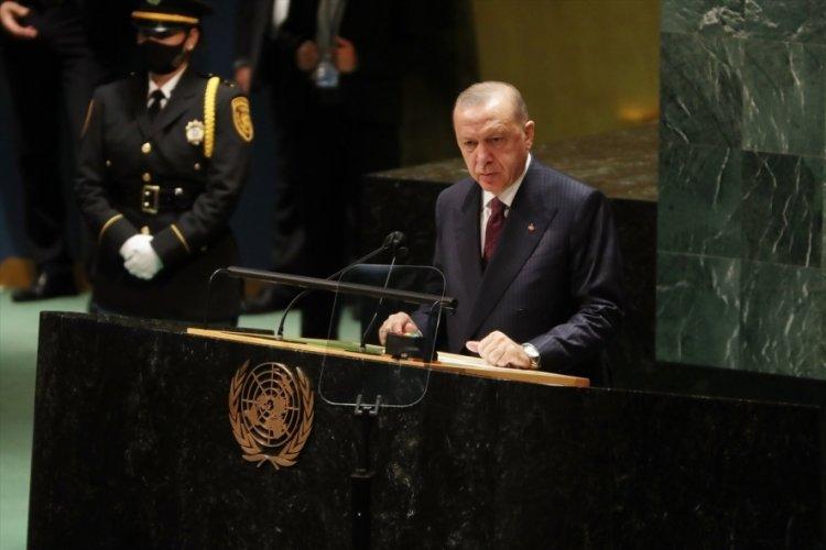 Cumhurbaşkanı Erdoğan:  Artık yeni göç dalgalarını karşılamaya ne imkanımız, ne de tahammülümüz vardır