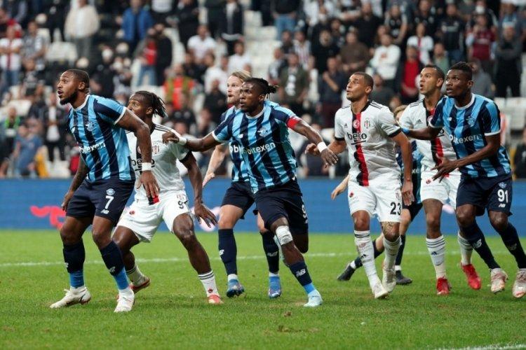 Ersin ilk kez gol yedi: Beşiktaş 3-3 Adana Demirspor
