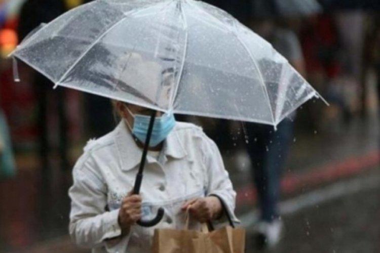Bursa'da bugün ve yarın hava durumu nasıl olacak? (22 Eylül 2021 Çarşamba)