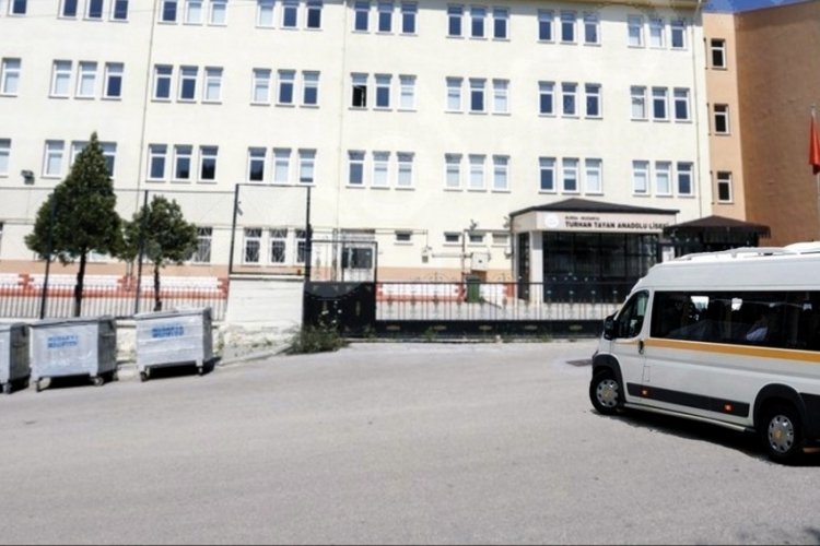 Bursa Mudanya Anadolu Lisesi öğrencileri servis mağduru