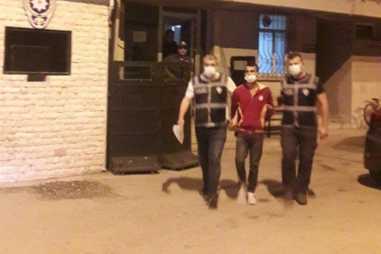 Katil hırsıza Bursa'da film gibi operasyon