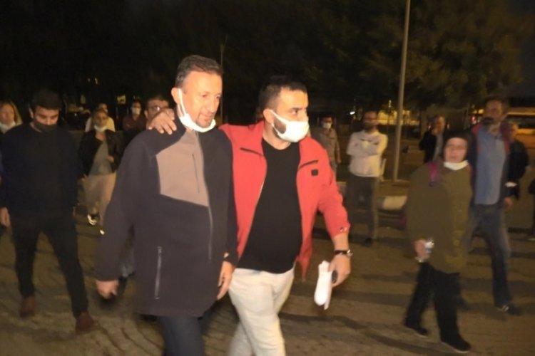 Bursa'da tutuklanan Prof. Dr. Türk: Hiçbir hasta ve yakınından para almadım
