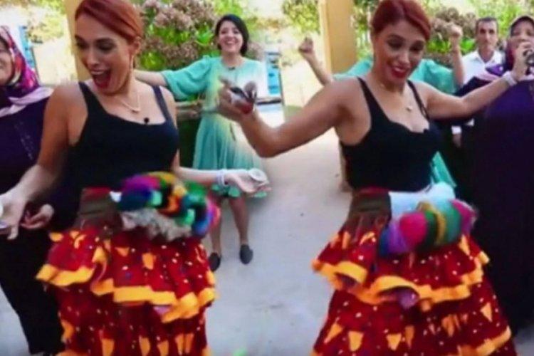 Zuhal Topal'ın dansı sosyal medyada gündem oldu