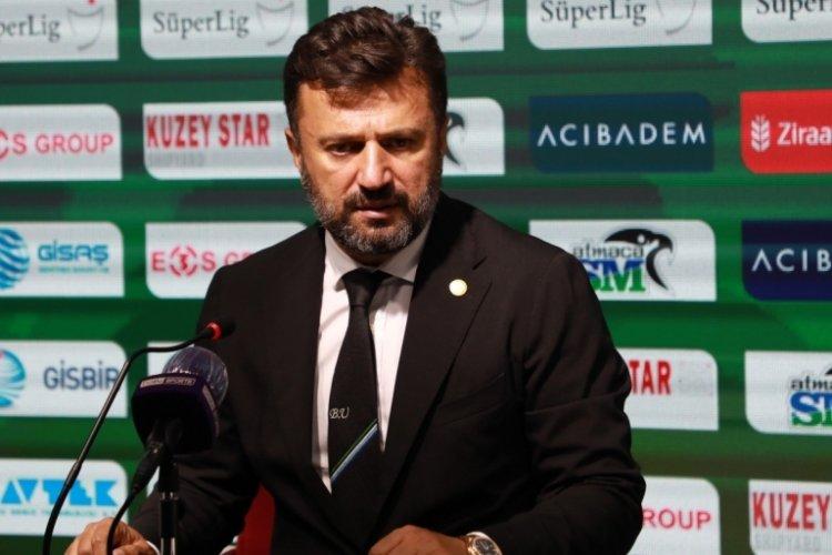 Çaykur Rizespor'da teknik direktör Bülent Uygun için karar günü