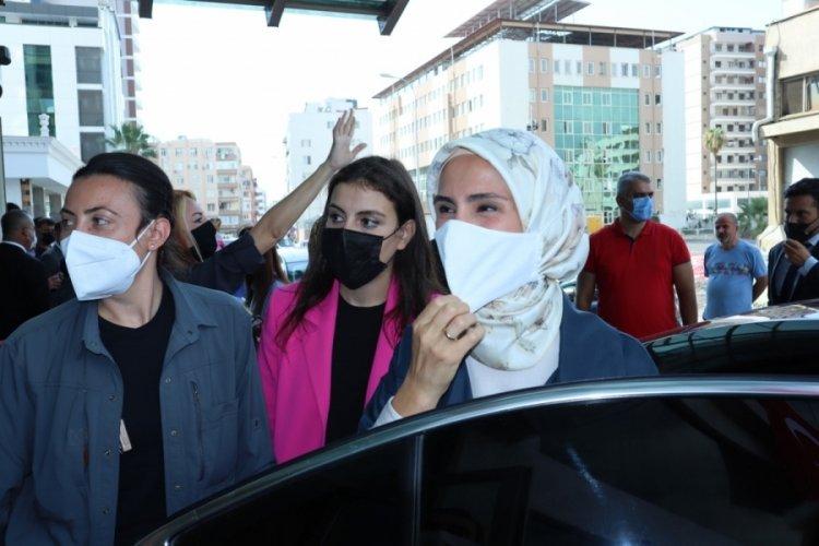 Sümeyye Erdoğan Bayraktar, istişare toplantısına katıldı