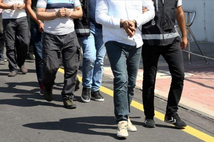Kayseri'de 7 FETÖ şüphelisi yakalandı
