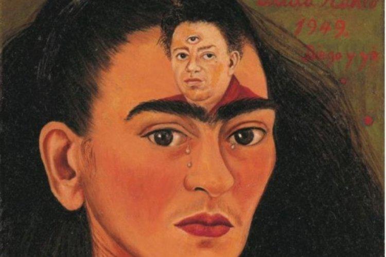 Frida Kahlo'nun otoportresi satışta: Rekor fiyat biçildi