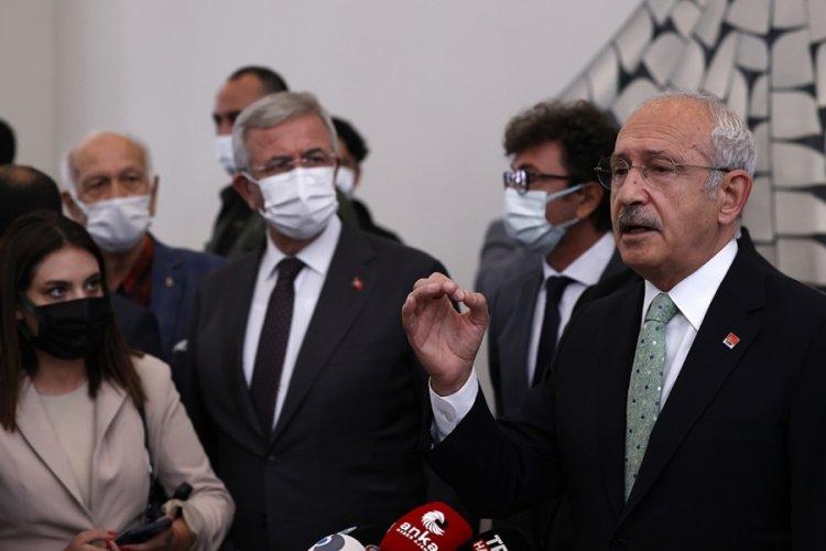 Kemal Kılıçdaroğlu: Oylarınızdan çok sorunlarınıza talibim