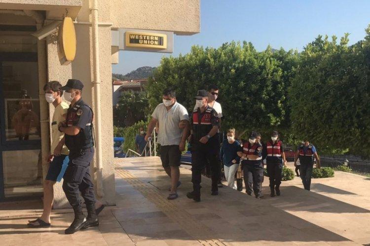 Yunanistan'a kaçmaya çalışan meslekten ihraç FETÖ üyesi 8 eski polis tutuklandı