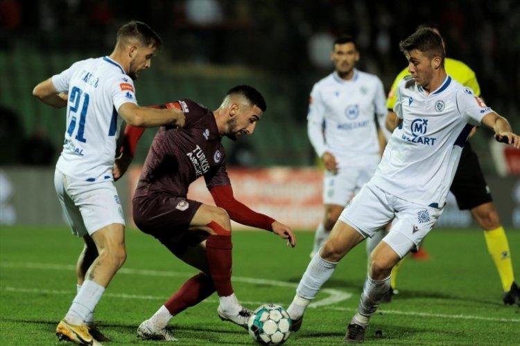 Bosna Hersek derbisini Saraybosna kazandı