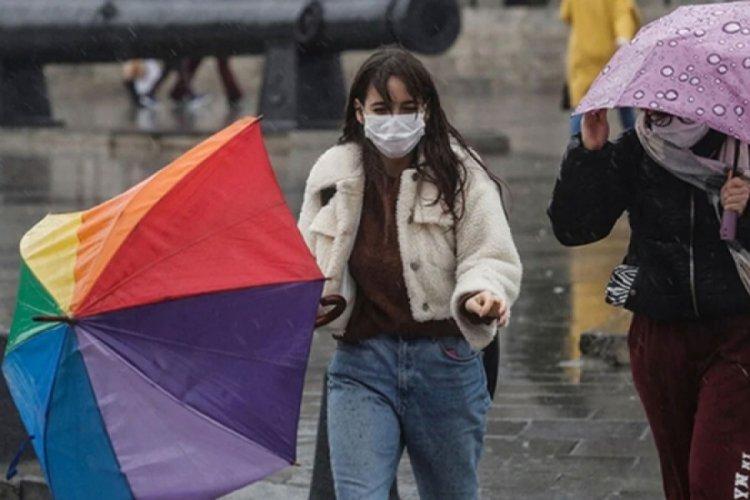 Bursa'da bugün ve yarın hava durumu nasıl olacak? (23 Eylül 2021 Perşembe)