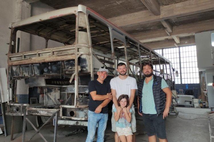 Avrupalılar karavan yaptırmak için Bursa'da sıraya girdi