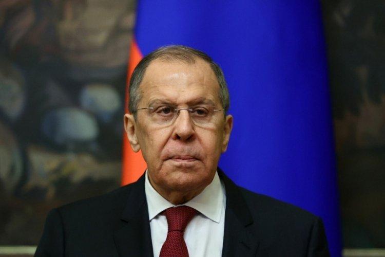 Lavrov'dan NATO açıklaması: Rusya NATO'ya katılmayacak!