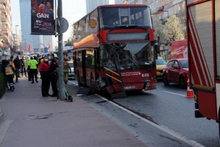 İstanbul'daki kadın yolcunun ölmesiyle sonuçlanan İETT kazasında yeni gelişme