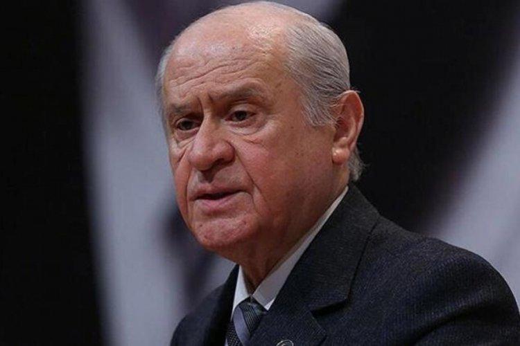 MHP lideri Bahçeli'den İyi Parti ve CHP'ye tepki!