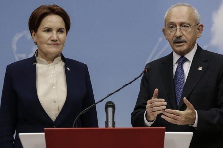 Akşener ve Kılıçdaroğlu'ndan faiz kararına tepki