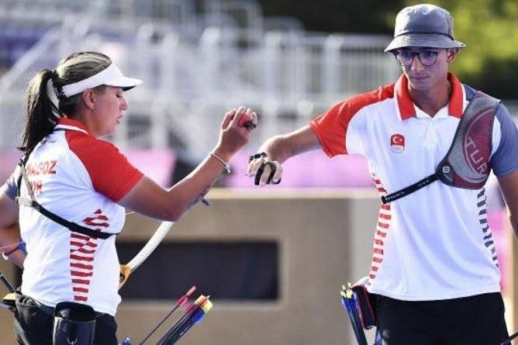 Yasemin Ecem ve Mete Gazoz, klasik yay karışıkta dünya üçüncüsü