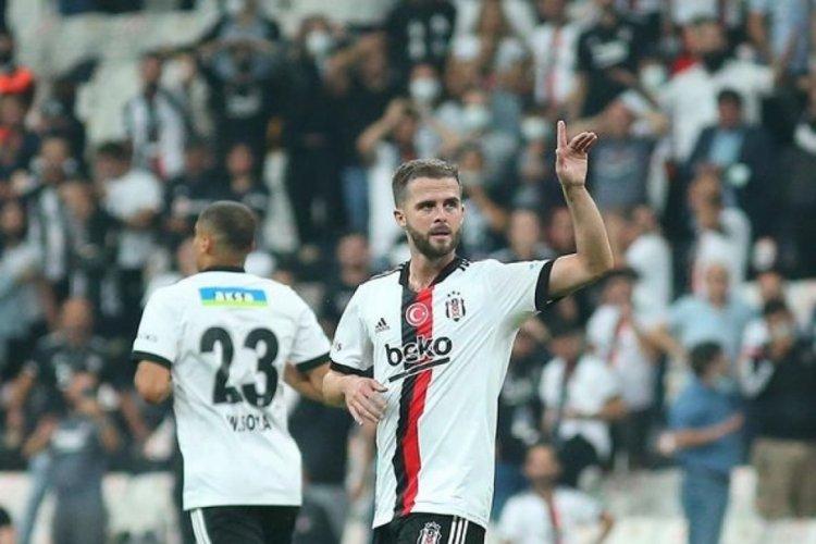 Pjanic, Altay Beşiktaş maçında sakatlandı