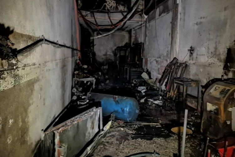 LPG tüpü patladı: 1 ölü, 2 yaralı