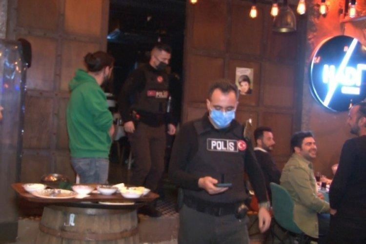 İstanbul'da eğlence mekanlarına yönelik tam kapsamlı denetim