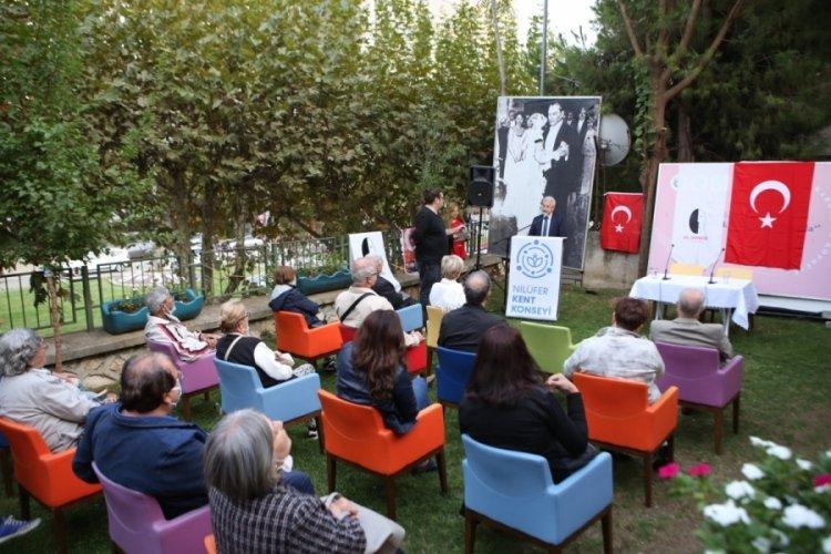 Bursa Nilüfer'de Dil Bayramı etkinliği