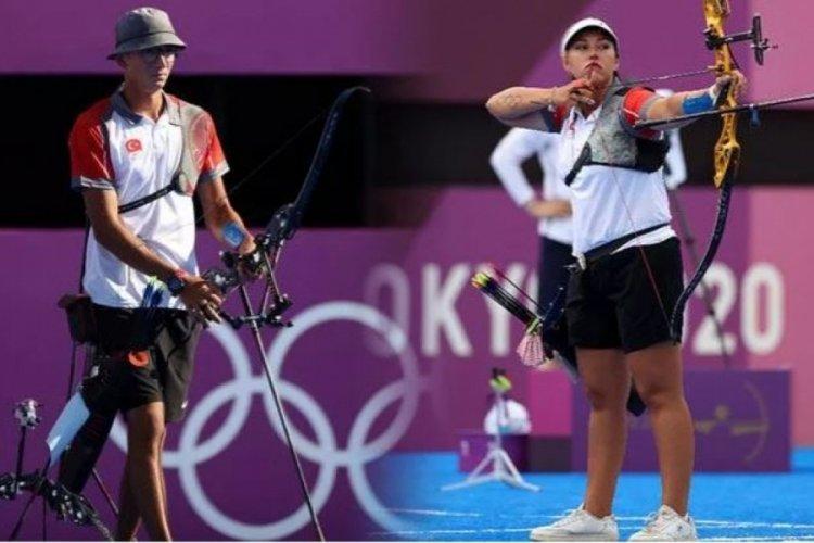 Yasemin Anagöz ve Mete Gazoz dünya üçüncüsü oldu