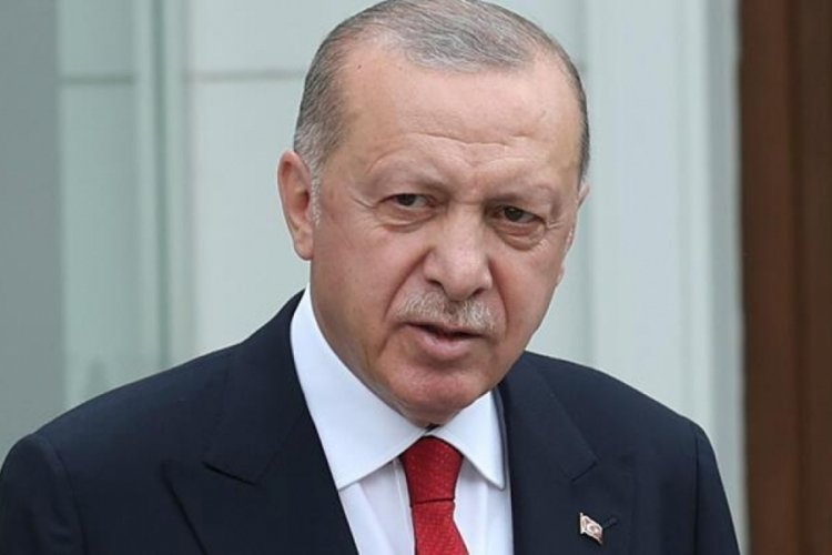 Cumhurbaşkanı Erdoğan: Hangi ülkeden ne alacağımıza biz karar veririz!