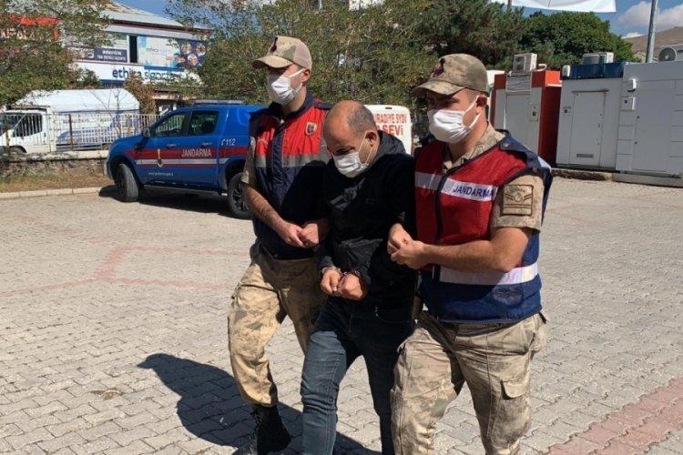 Van'da insan kaçakçılığı yapan sağlık çalışanı yakalandı