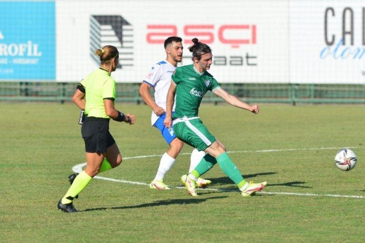 Bursa Yıldırım Spor - Formül Erbaaspor: 2-0
