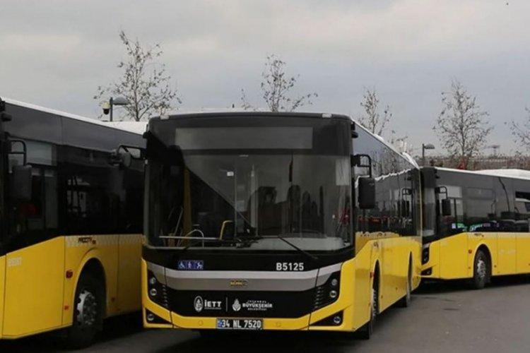 Özel halk otobüsü sahipleri İBB'den talepte bulundu