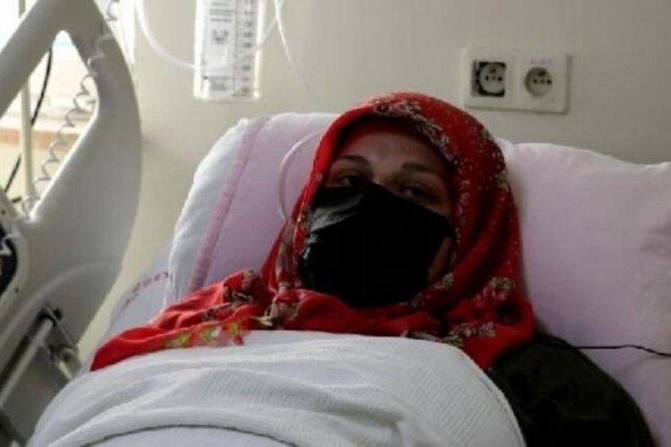 Kocaeli'de hamileyken koronavirüse yakalanan kadın pişmanlığını anlattı