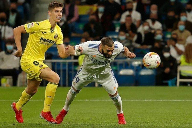Real Madrid gol atamadan bitirdi
