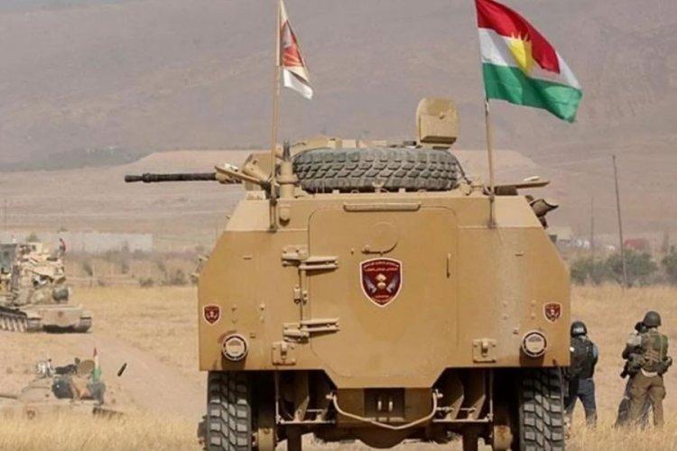 51 PKK'lının Peşmerge güçlerine katıldığı iddiası!