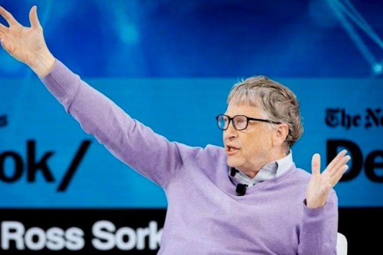Bill Gates: Dünyada yapacak çok işimiz var