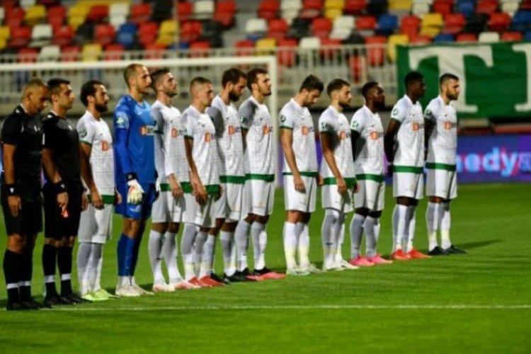 Bursaspor için kazanma zamanı!