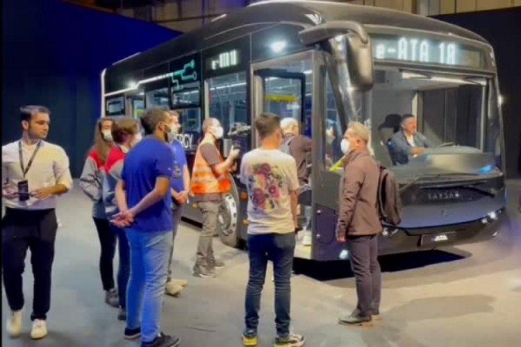 Karsan CEO'su Baş: Elektrikli araçlarımız ileride metrobüs hatlarında kullanılabilir
