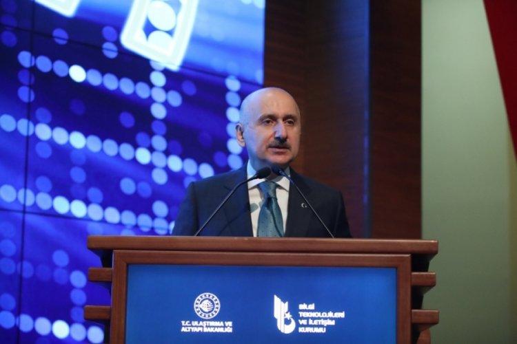 Bakan Adil Karaismailoğlu: Elektronik haberleşme sektöründe yatırımlar yüzde 34 arttı