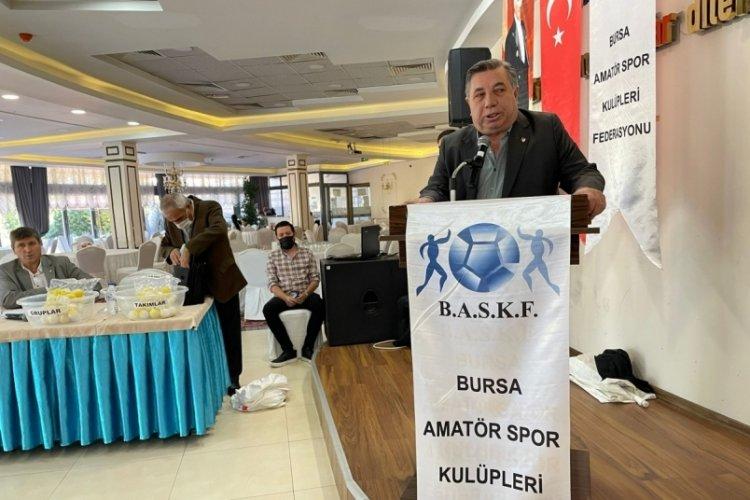 Bursa Süper Amatör Küme'de start 23 Ekim'de