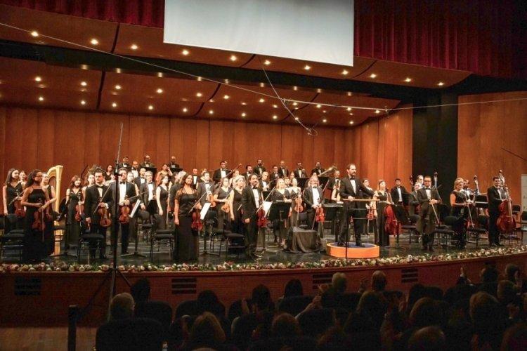 Bursa Bölge Devlet Senfoni Orkestrası sanatseverlerle buluşmaya hazırlanıyor