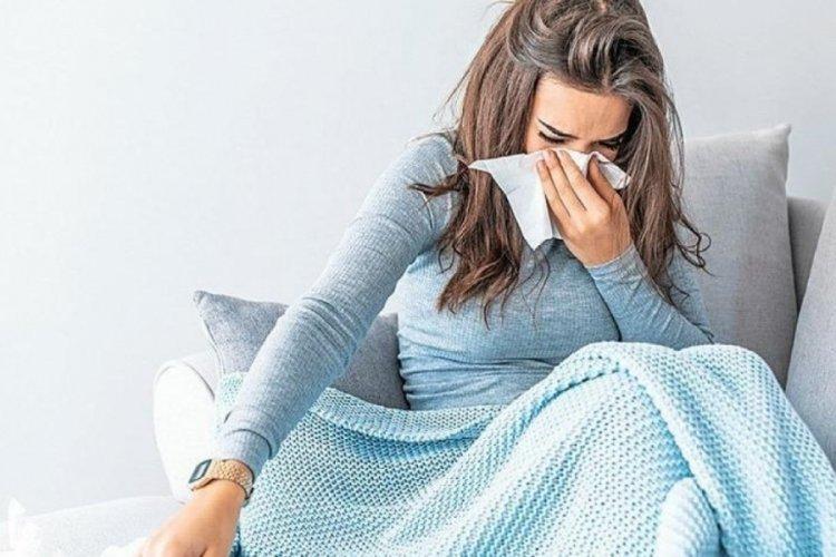 Grip vakalarında artış uyarısı
