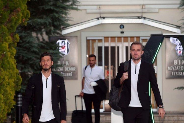 Beşiktaş, Ajax maçı için Hollanda'ya Gitti