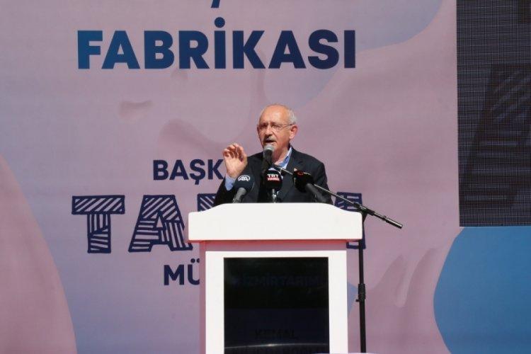 Kemal Kılıçdaroğlu: Ahdim var, niyetim var, desteğim var