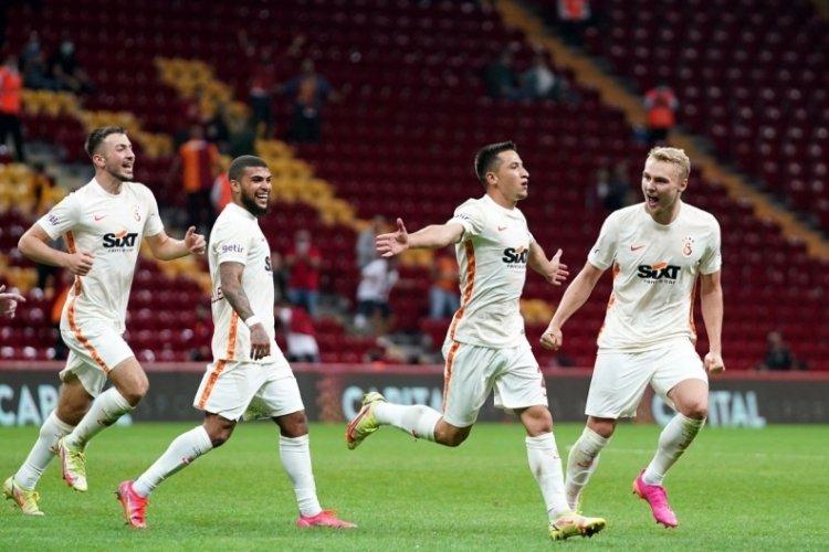 Galatasaray, 4 maç sonra 3 puanı aldı