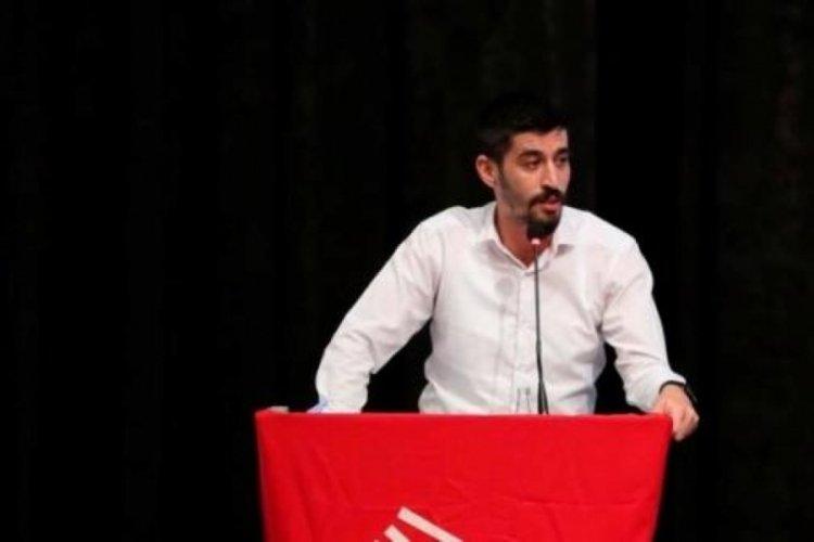 CHP gençlik kolları başkanından tehdit: Makam odalarına Erdoğan'ın fotoğrafını asanın elini kırarım