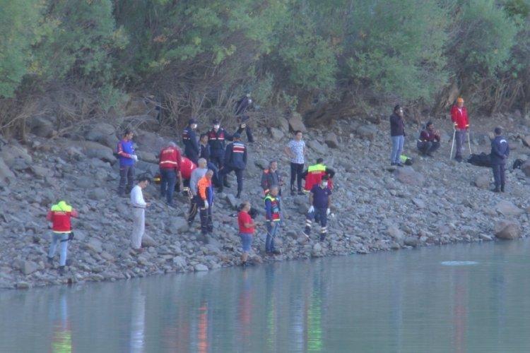Balık tutmak için girdiği gölette kaybolan kişinin cesedi bulundu