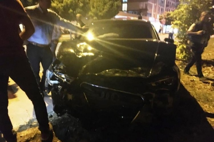 Adıyaman'da kaza: 8 yaralı