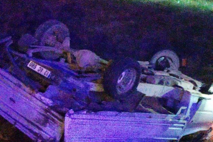 Bitlis Tatvan'da trafik kazası: 7 yaralı